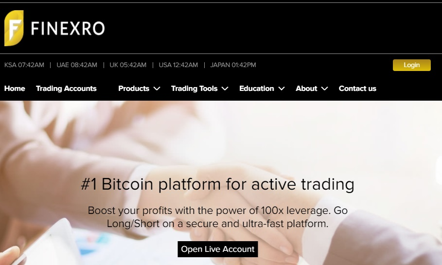Finexro – A Broker for Your Solid Trading Career